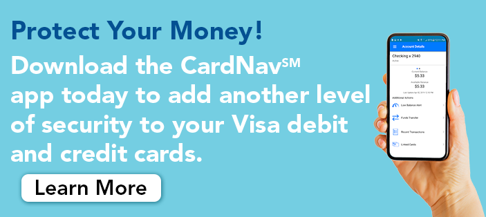 Protect Your Cards With CardNav