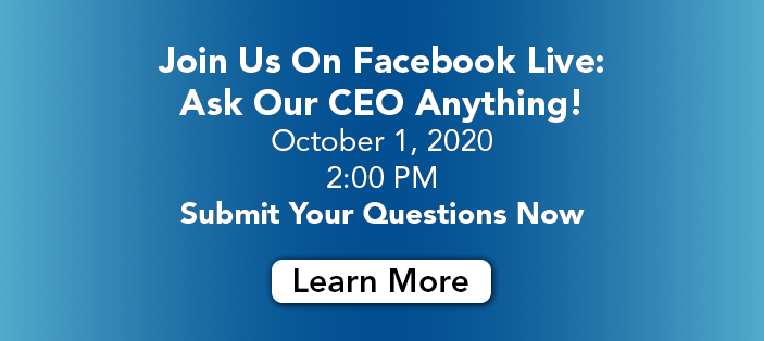 Facebook Live CEO Chat