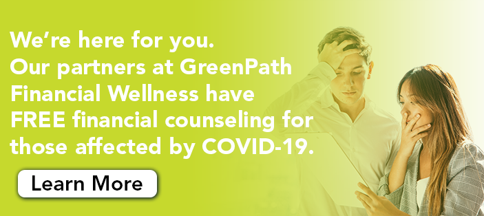 Affected by COVID-19? Free financial counseling can help.