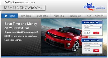 Fedchoice Car Buying